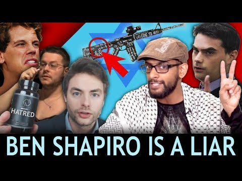 Dangerous Islamophobia EXPOSED | Ben Shapiro is a Liar | Milo Yiannopoulos, Paul Watson & PewDiePie | English