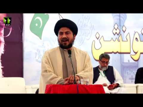 [Speech] Moulana Naseem Haider | Noor-e-Wilayat Convention 2019 | Imamia Organization - Urdu