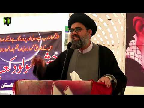 [Speech] H.I Ahmed Iqbal Rizvi   Noor-e-Wilayat Convention 2019   Imamia Organization Pakistan - Urdu