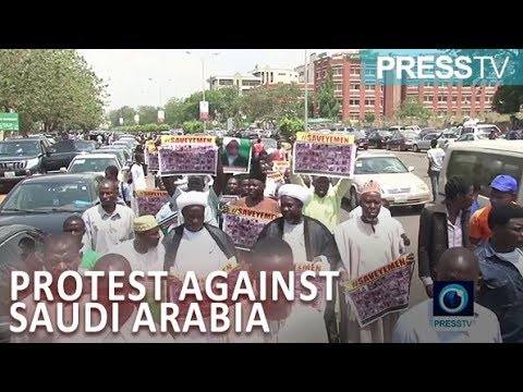 [27 March 2019] Nigerians condemn Saudi Arabia's war on Yemen - English