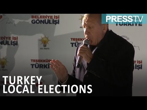 [01 April 2019] Pres. Erdogan admits defeat in certain cities - English