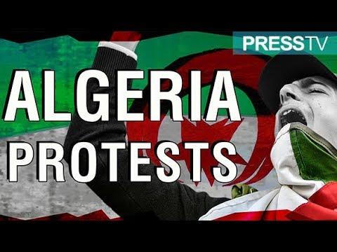 [2 April 2019] The Debate - Algeria Protests - English