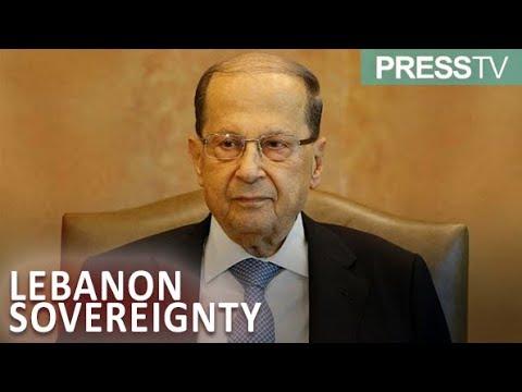[3 April 2019] Pres. Aoun says Trump's Golan decision threat to Lebanese sovereignty - English