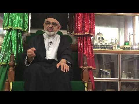 Jashan E Wiladat Hazrat Ali Asghar a.s By Allama Agha Sayed Ali Murtuza Zaidi - Urdu