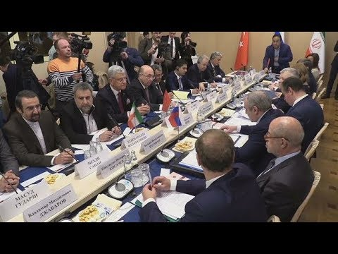 [11 April 2019] Iran, Turkey, Russia lawmakers meet in Moscow - English