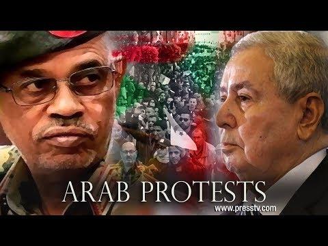 [13 April 2019] The Debate - Arab Protests - English