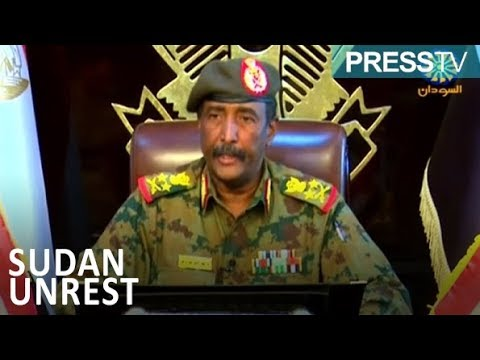 [14 April 2019] Sudan\'s new military ruler vows to form civilian government in 2 years - English