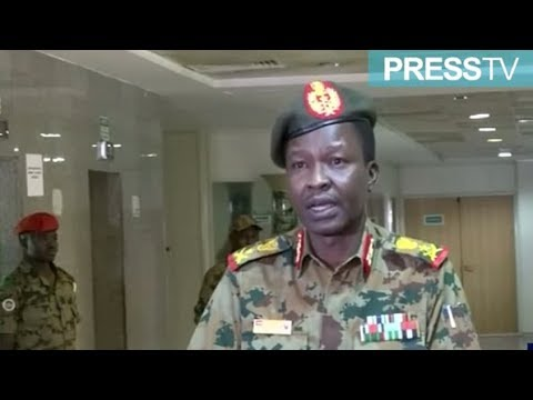 [15 April 2019] Sudan military council arrests ex-government members - English