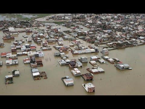 [15 April 2019] Aid operations underway in Iran\'s flood-stricken areas - English