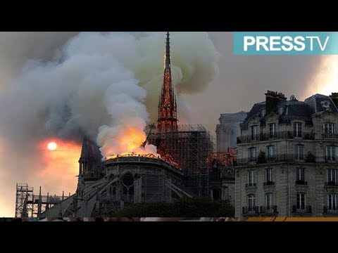 [17 April 2019] The lady of Paris goes up in flames - English