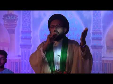 [Lecture] Topic: Imam e Zamana k leye kia Kaam karain | H.I Sadiq Raza Taqvi - Urdu