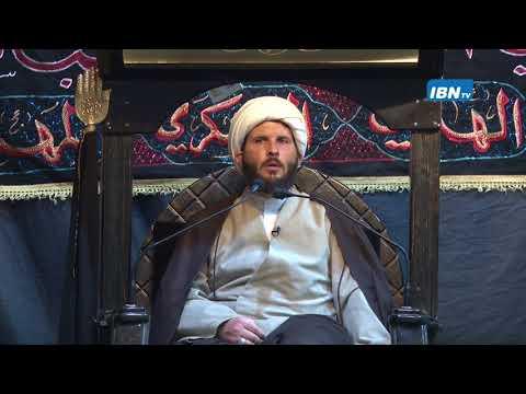 7th Imam Shahadat   Imam Musa al Kadhim as   Shk Hamza Sodaghar   1439 - English