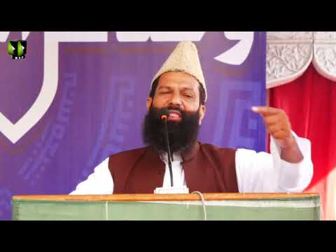 [Speech] Qazi Ahmed Noorani | Wahdat Islami Conference | 05 May 2019 - Urdu