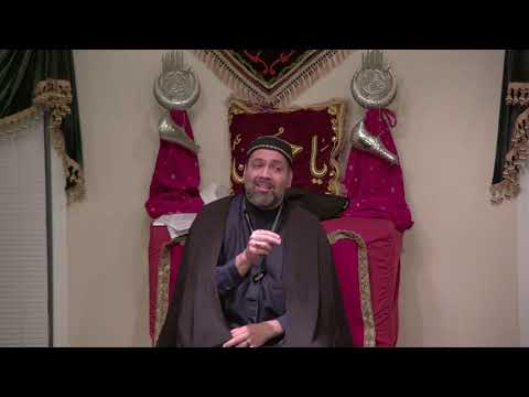 [03] The Privilege Of Faith - Maulana Asad Jafri - 4th Ramadan 1440AH - English