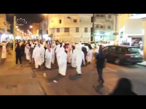 [12 May 2019] شیعہ آبادی والے علاقوں پر سعودی سیکورٹی فورس کے حملے -urdu