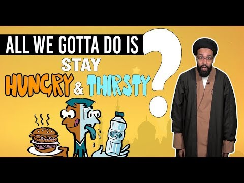 All we Gotta do is Stay Hungry and Thirsty? | One Minute Wisdom | English