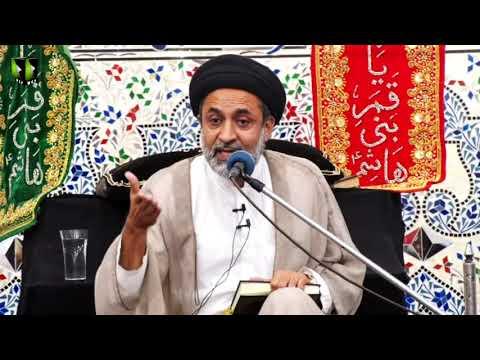 [7] Tafser-e-Quran : سورہ البقرہ کی منتخب آیات | H.I Muhammad Haider Naqvi | Mah-e-Ramzaan 1440 -