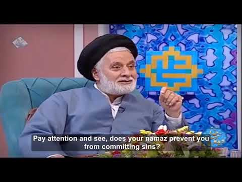 Are our prayers accepted? - Farsi sub English
