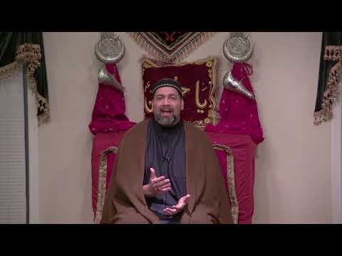 [08] The Privilege Of Faith - Maulana Asad Jafri - 9th Ramadan 1440AH - English