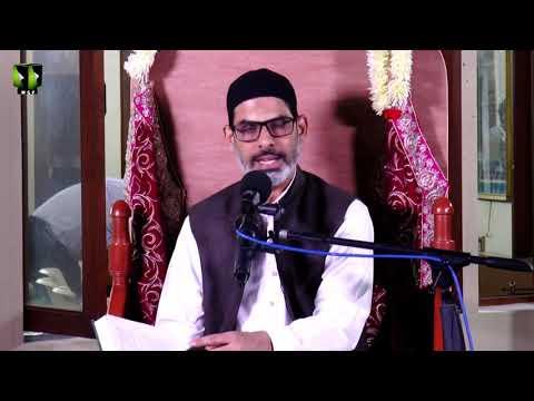 [3] Tafser Surah Yaseen | Moulana Mubashir Zaidi | Mah-e-Ramzaan 1440 - Urdu