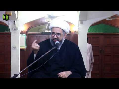 [Majlis 2] Topic: علیؑ والا کون ہے ؟ | H.I Muhammad Amin Shaheedi | Mah-e-Ramzaan 1440 - Urdu