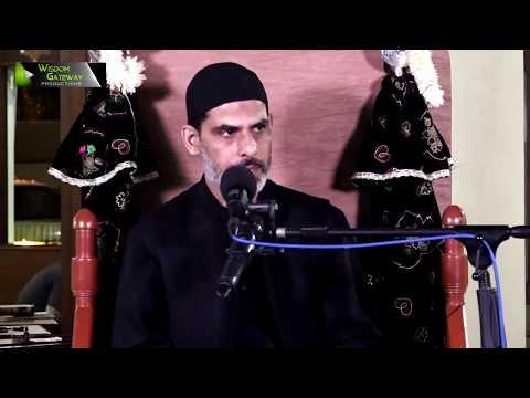 [Majlis 1] Topic: Naimat-e-Vilayat | Moulana Mubashir Zaidi | Mah-e-Ramzaan 1440 - Urdu