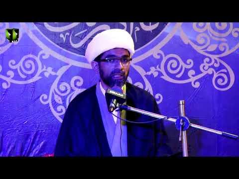 [Aamal-e-Shab-e-Qadar] Topic: قرآن کی نگاہ میں رہبر کی خصوصیات | Moulana Mehdi Abbas - Urdu