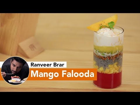 Mango Falooda | मैंगो फालूदा | Chef Ranveer Urdu