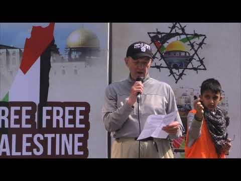 Br. Ted Schmidt - Toronto Al-Quds Rally 2019 - English