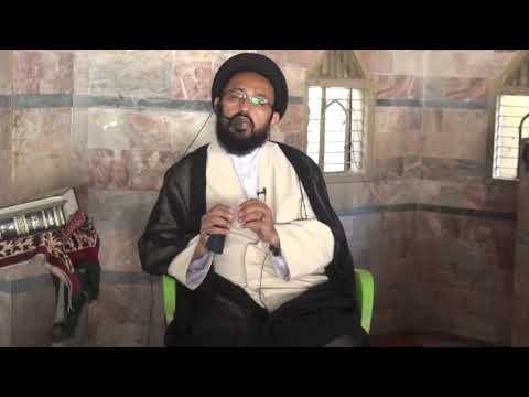 [Lecture] Topic: Aytikaf Allah ki Rehmat ko hasil karnay ki rahain | H.I Sadiq Raza Taqvi - Urdu