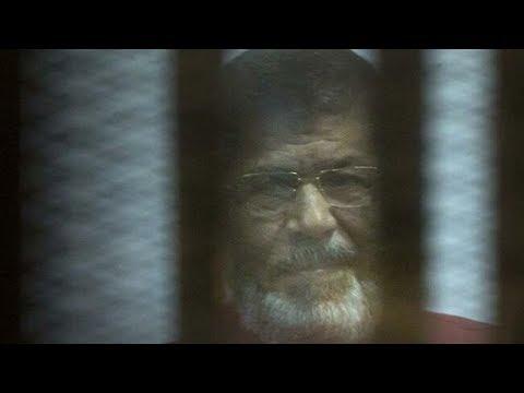 [17 June 2019] Egypt\'s former President Mohamed Morsi dies in court - English