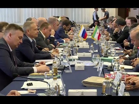 [17 June 2019] Iran, Russia sign cooperation agreements at 15th commission meeting - English