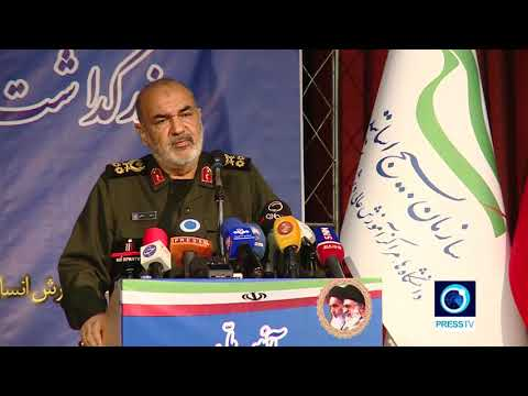 [18 June 2019] General Salami: Iran can target enemy's carriers using ballistic missiles, with great precision - Engli