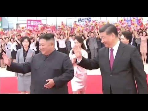 [21 June 2019] China-N Korea ties to grow regardless of intl. situations - English
