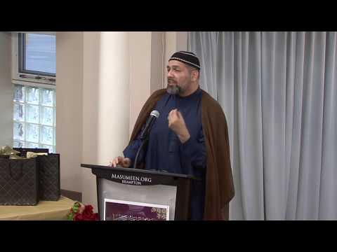 Affinity with the Holy Quran 2019 | Speech: Syed Asad Jafri - Arabic