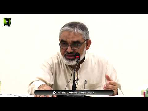 [Zavia | زاویہ] Current Affairs Analysis Program - H.I Ali Murtaza Zaidi | Session 01 - 30 June 2019 - Urdu