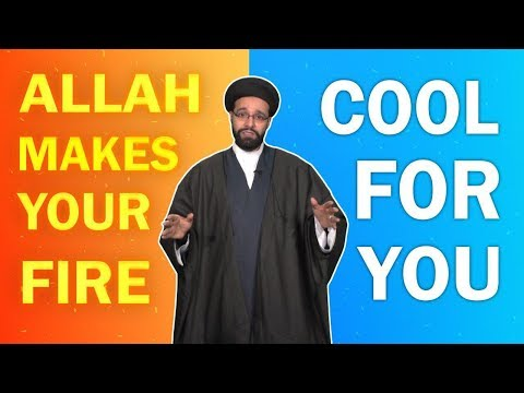 Allah will make your fire COOL for you | One Minute Wisdom | English