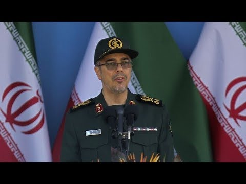 [9 July 2019] Iran\'s military chief: British seizure of Iranian oil tanker 'won't go unanswered' - English
