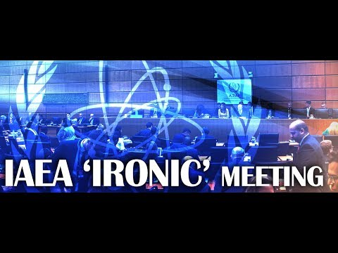[11 July 2019] The Debate - IAEA \'IRONIC\' Meeting - English