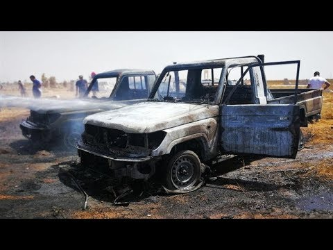 [11 July 2019] Bomb blasts kill 4, injures 33 in Libya\'s Benghazi - English
