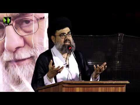 [Markazi Majlis Chelum Wa Barsi]  H.I Ahmed Iqbal Rizvi | 13 July 2019 - Urdu