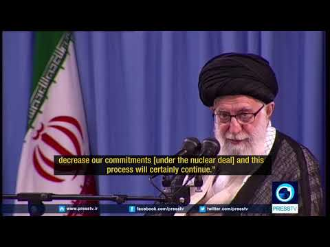 [17 July 2019] Iran's leader strongly criticizes Europeans for failing to fulfill their JCPOA commitments - English