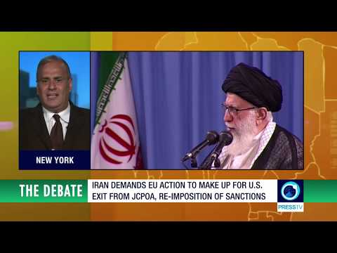 [17 July 2019] The Debate - Iran nuclear scale-back - English