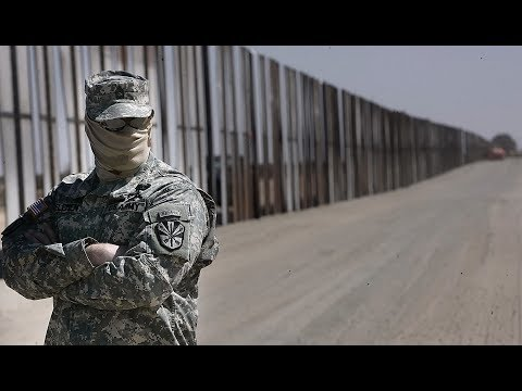 [18 July 2019] Pentagon to deploy additional 2,100 troops to U.S.-Mexico border - English