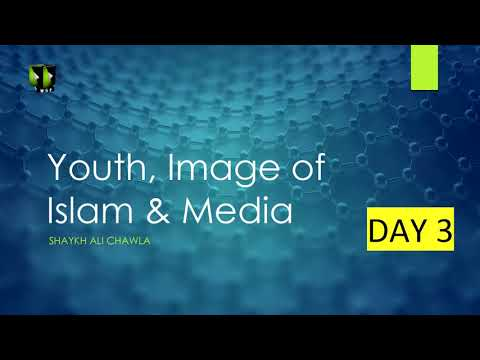 [3] Topic: Soft War against Islam - سافٹ وار اگینست اسلام | Shaykh Ali Chawla - Urdu