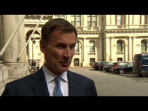 [21 July 2019] Hunt calls for release of British-flagged oil tanker seized by Iran - English