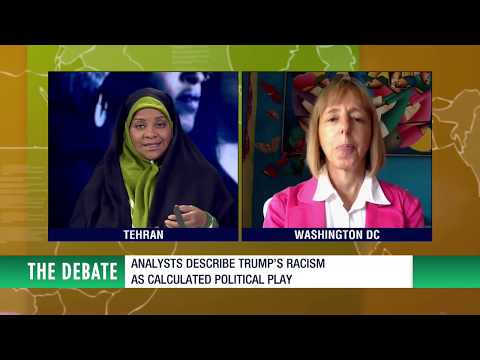 [21 July 2019] The Debate - Donald Trump\'s racism - English