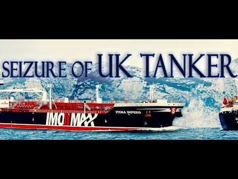 [22 July 2019] The Debate - Seizure of UK Tanker - English