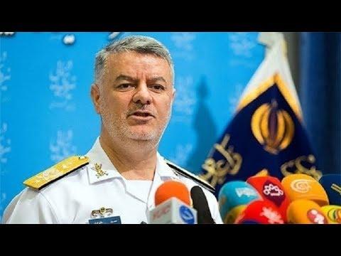 [23 July 2019] Iran observes all U.S. warships in Persian Gulf region: Navy chief Admiral Khanzadi - English