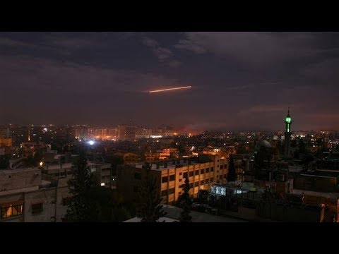 [24 July 2019] Israeli warplanes strike southwestern Syria, several killed - English